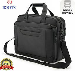 Briefcase Bag 15.6 Inch Laptop Messenger Bag Business Office