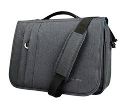 KROSER Briefcase Laptop Messenger Bag 15.6 inch Water-Repell