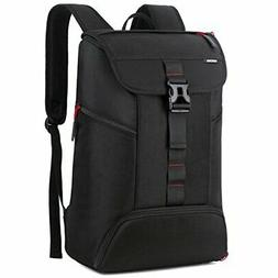 BRINCH Laptop Backpack Business Casual Laptop Bag Anti Theft