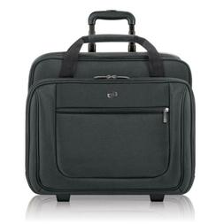 Solo Bryant Rolling Laptop Bag with Wheels,Fits Up to One Si