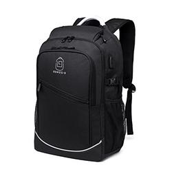 Business Laptop Backpack, 17 Inch Laptop Computer Bag For Wo
