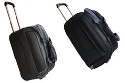 Business Laptop Computer Travel Bag Case Wheeled Luggage Bri