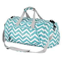MOSISO Gym Bags Polyester Sports Travel Overnight Duffels fo