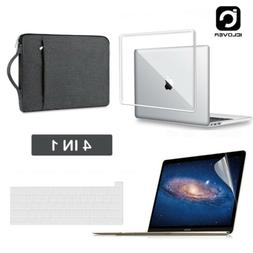 Carry Bag+Clear Hard Case+Keyboard Cover+LCD for Macbook Pro