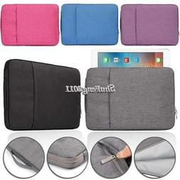 """Carrying Laptop Sleeve Case Bag For Various 10"""" 12"""" 13"""" Micr"""