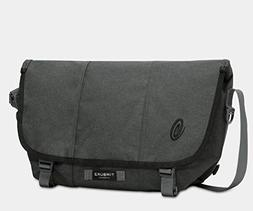 Timbuk2 Classic Messenger Bag, Gunmetal Tundra, Small