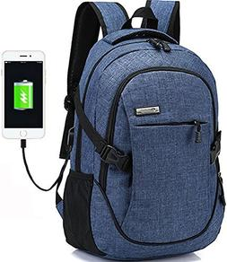 Trustbag A-001 College, Business Slim Laptop Backpack, Anti-