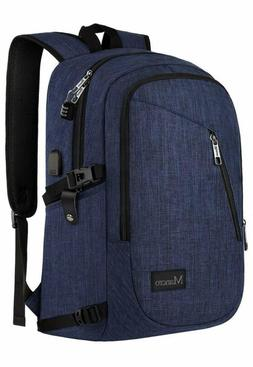 college backpack business slim laptop backpack anti