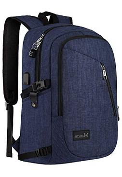 College Backpack Business Slim Laptop Backpack Anti-Theft Wa