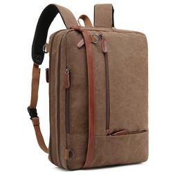 "COOLBELL 17.3 "" LAPTOP BACKPACK SHOULDER MESSENGER BAG LEISU"