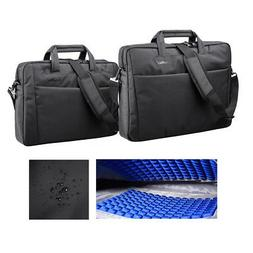 CoolBELL® Laptop Bag Notebook Carrying Shoulder Bubble Pad