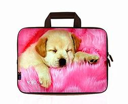 iColor Cute Dog 12.9 13 13.3 Inch Laptop Netbook/Notebook Co