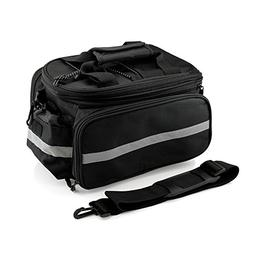 Cycling Bike Bicycle Rear Tail Seat trunk Bag Pannier Pouch