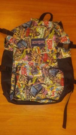 Dr. Who Bookbag Bag Backpack Travel Sport Fan Schoolbag Lapt