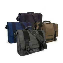 Mobile Edge Eco-Friendly Canvas Laptop Messenger Bag up to 1