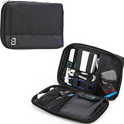 BGTREND Electronic Travel Organizer Universal Cable Cord Sto