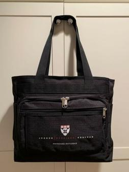 Harvard Business School Executive Education Bag Laptop Trave