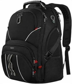 Extra Large TSA Friendly Laptop Backpack, Anti-Theft Water R