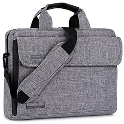 fabric laptop sleeve messenger shoulder