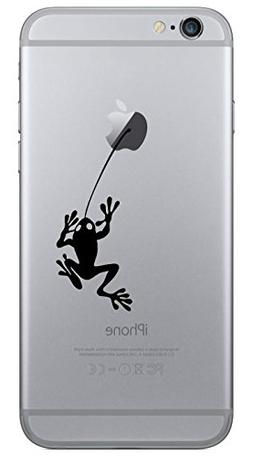 FROG vinyl decal sticker for Apple iphone 6 plus