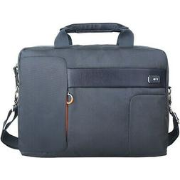 "Lenovo 15.6"" Topload Laptop Carry Case by NAVA - Blue"