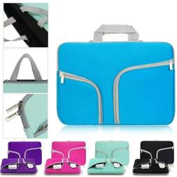 Handbag Laptop Bag Sleeve Case Cover For HP Lenovo Acer Dell