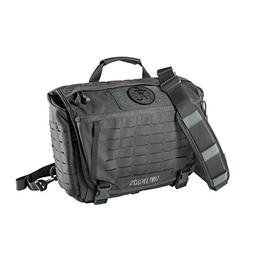 OneTigris HU Tactical Messenger Bag Laser-cut MOLLE Laptop S