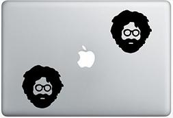 Jerry Garcia Grateful FlashDecals2816 Set Of Two  , Decal ,