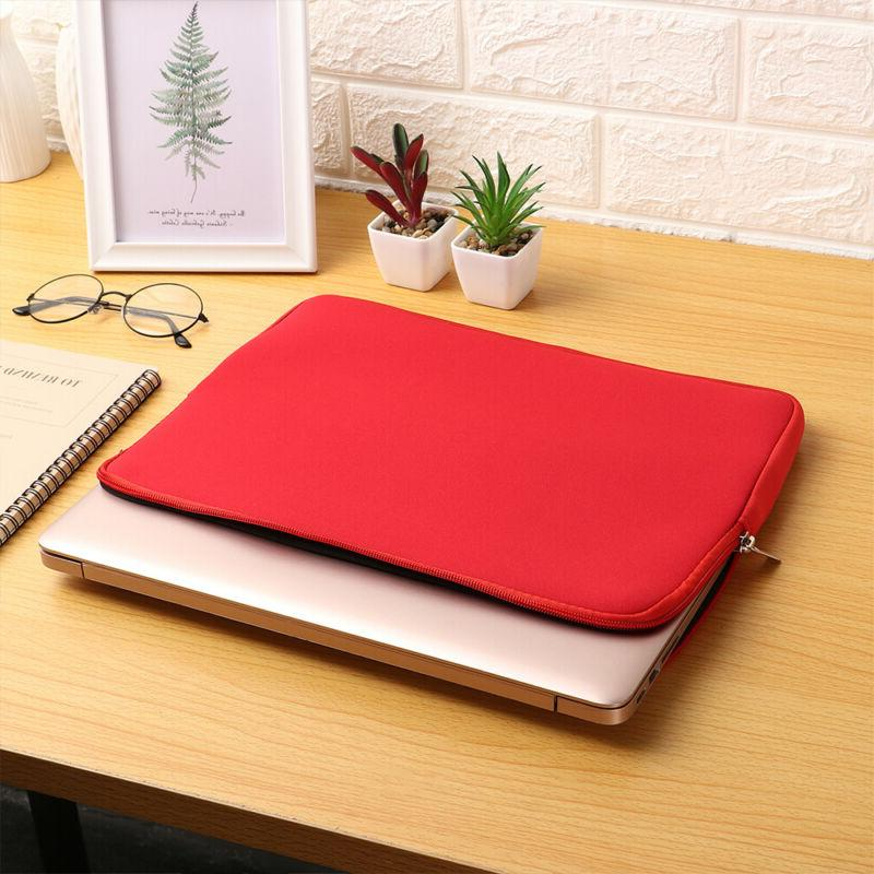 11-17inch Sleeve Cover For MacBook HP Dell