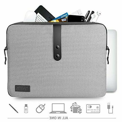 """13"""" 14"""" Laptop Notebook Laptop Sleeve Pouch Carry Bag"""