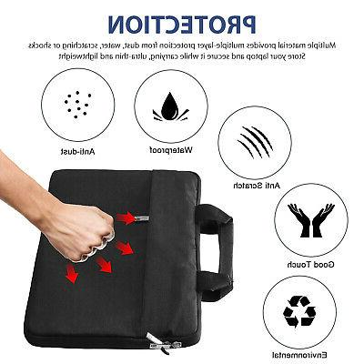 "13"" Sleeve Shockproof Waterproof Black"