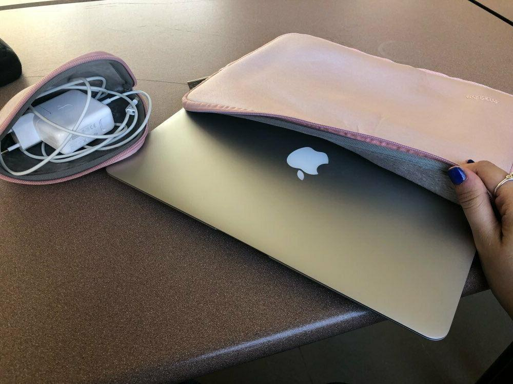 Mosiso Sleeve Bag 15.6 MacBook Pro Air Dell