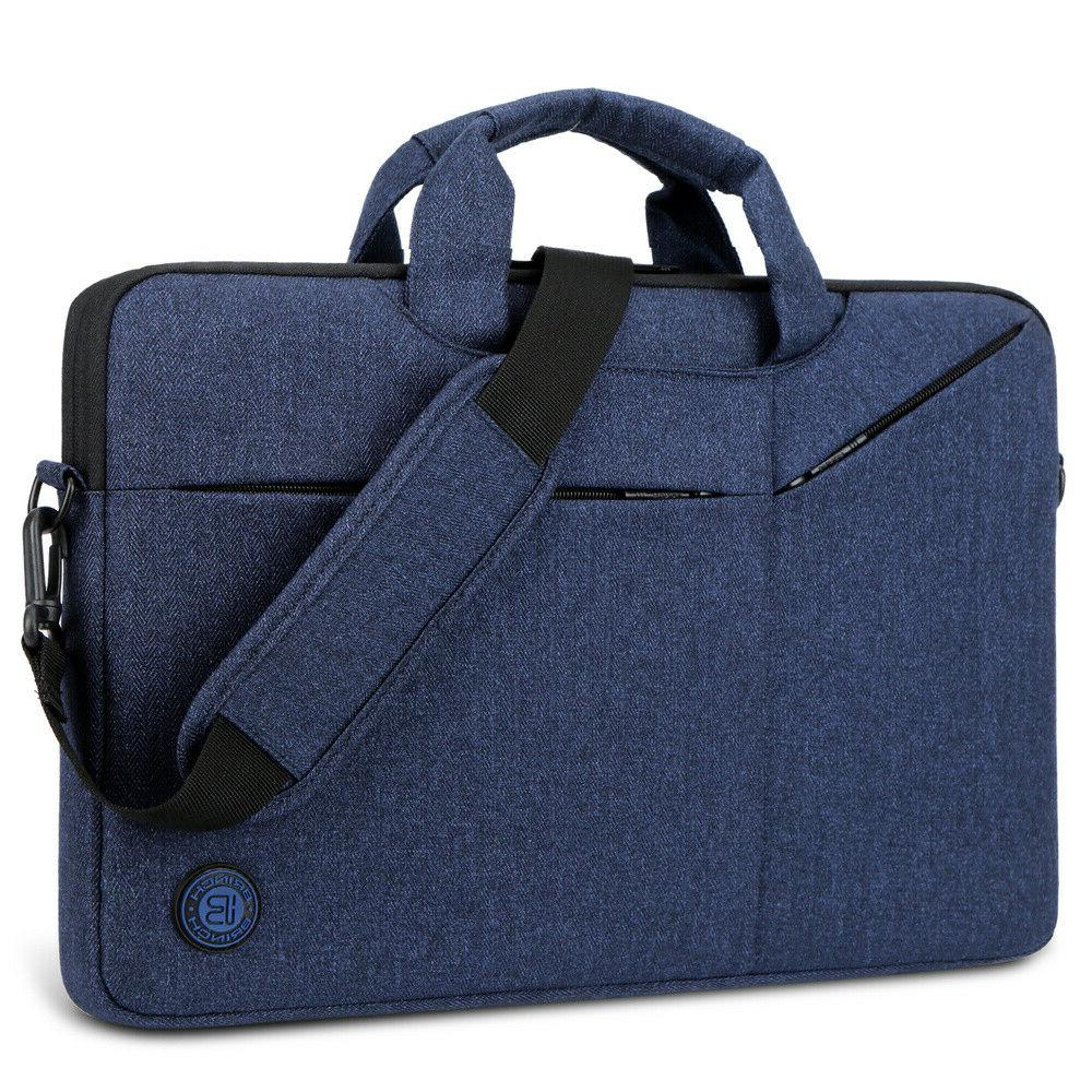 "BRINCH 14 -15.6"" LAPTOP MESSENGER BUSINESS BAG SLEEVE"