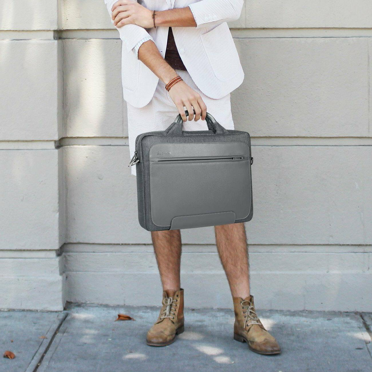 Inateck Resistant Leather Bag