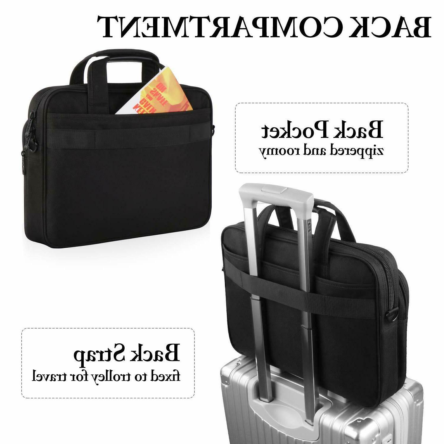 15.6 Laptop Business Office Briefcase Multi-Functional, Messenger