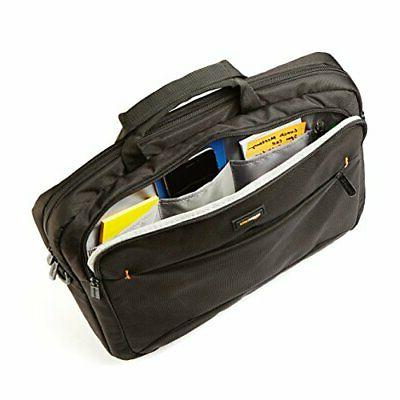 AmazonBasics 15.6-Inch Computer and Carrying Case