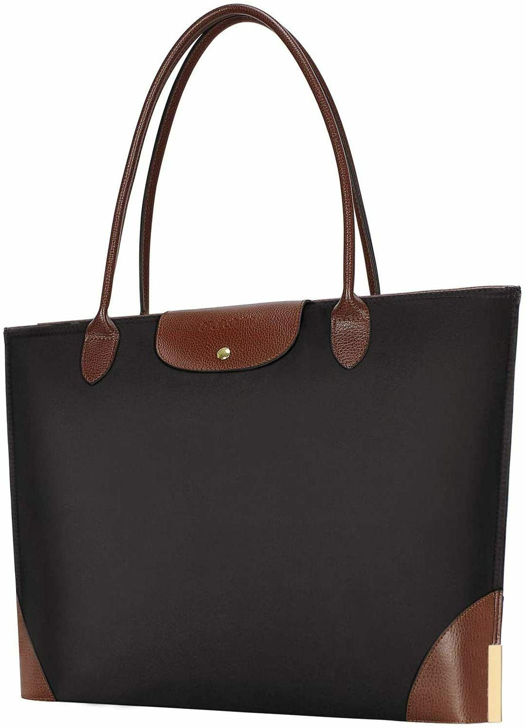 15.6 Inch Tote Bag for Women Office