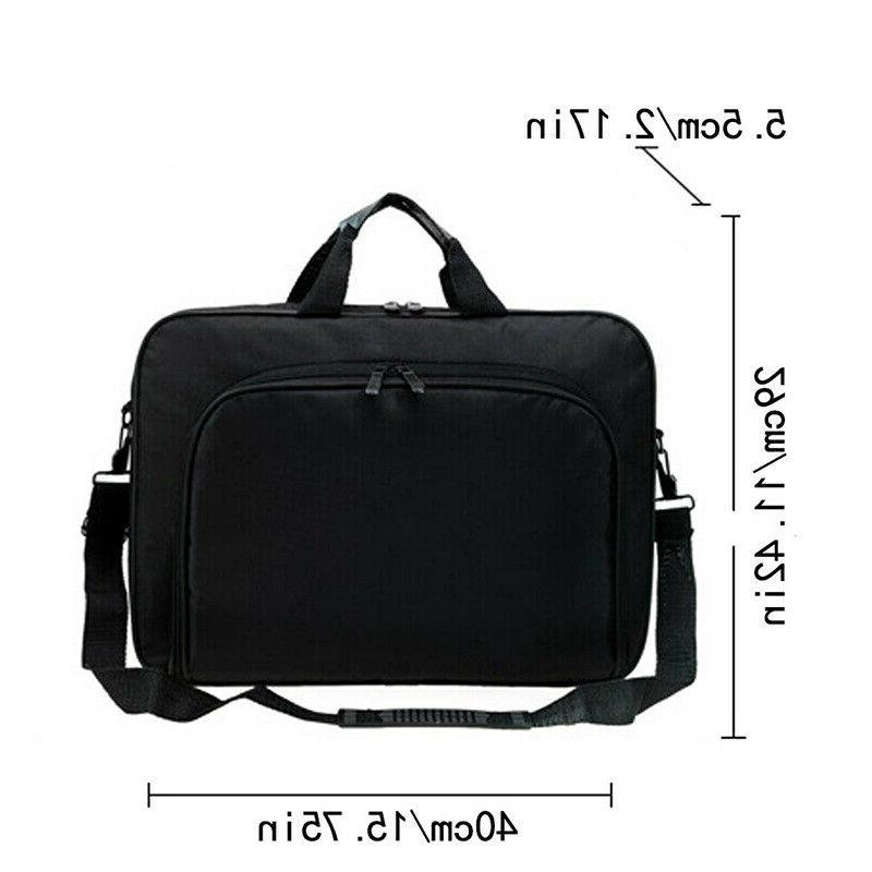 """15.6"""" Laptop Bag Carry Case for Notebook Business"""