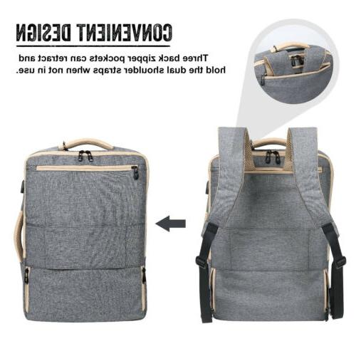 Lifewit Men Laptop Backpack Business Bag