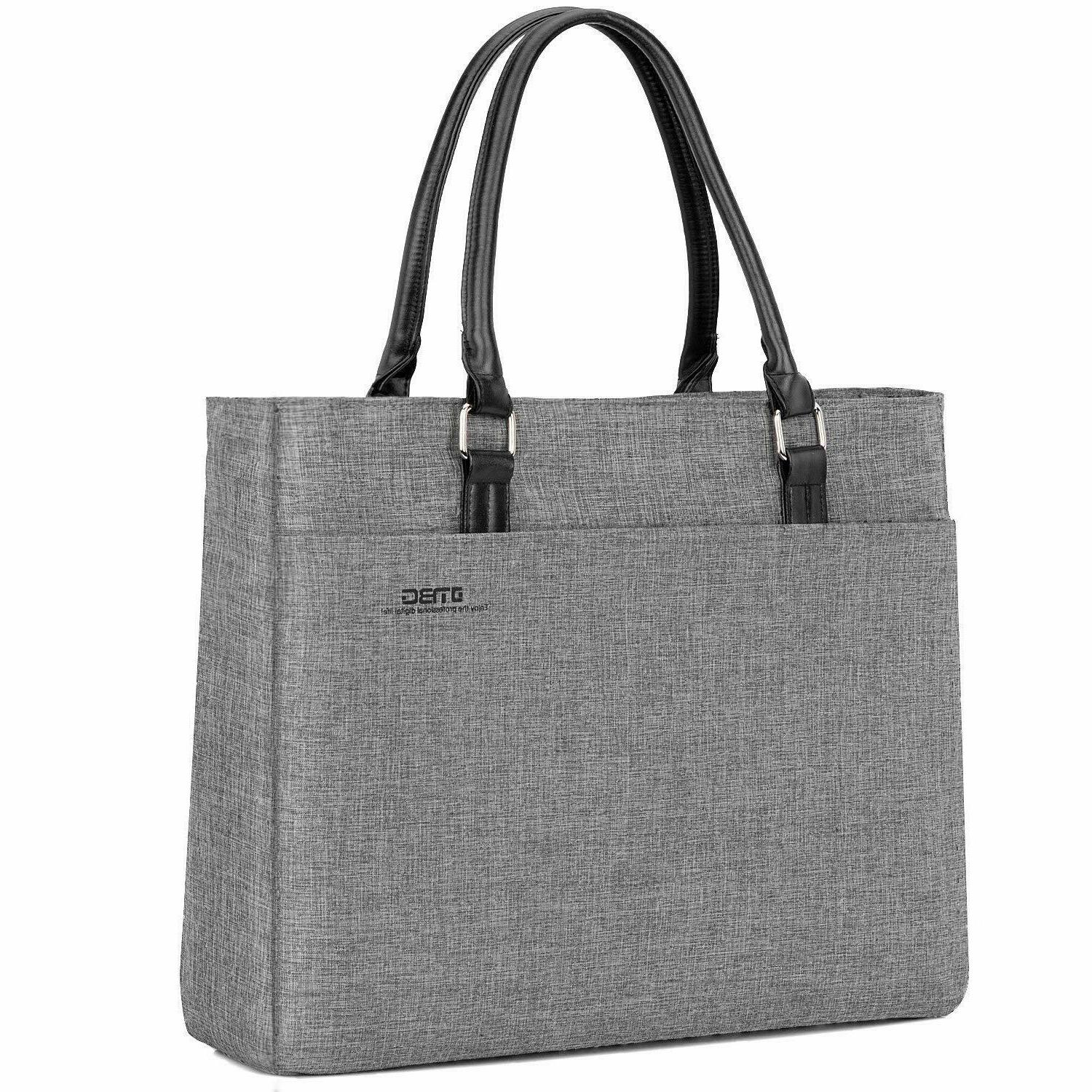 15 6inch women tote bag nylon briefcase