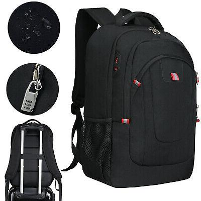 17 3 laptop backpack anti theft usb