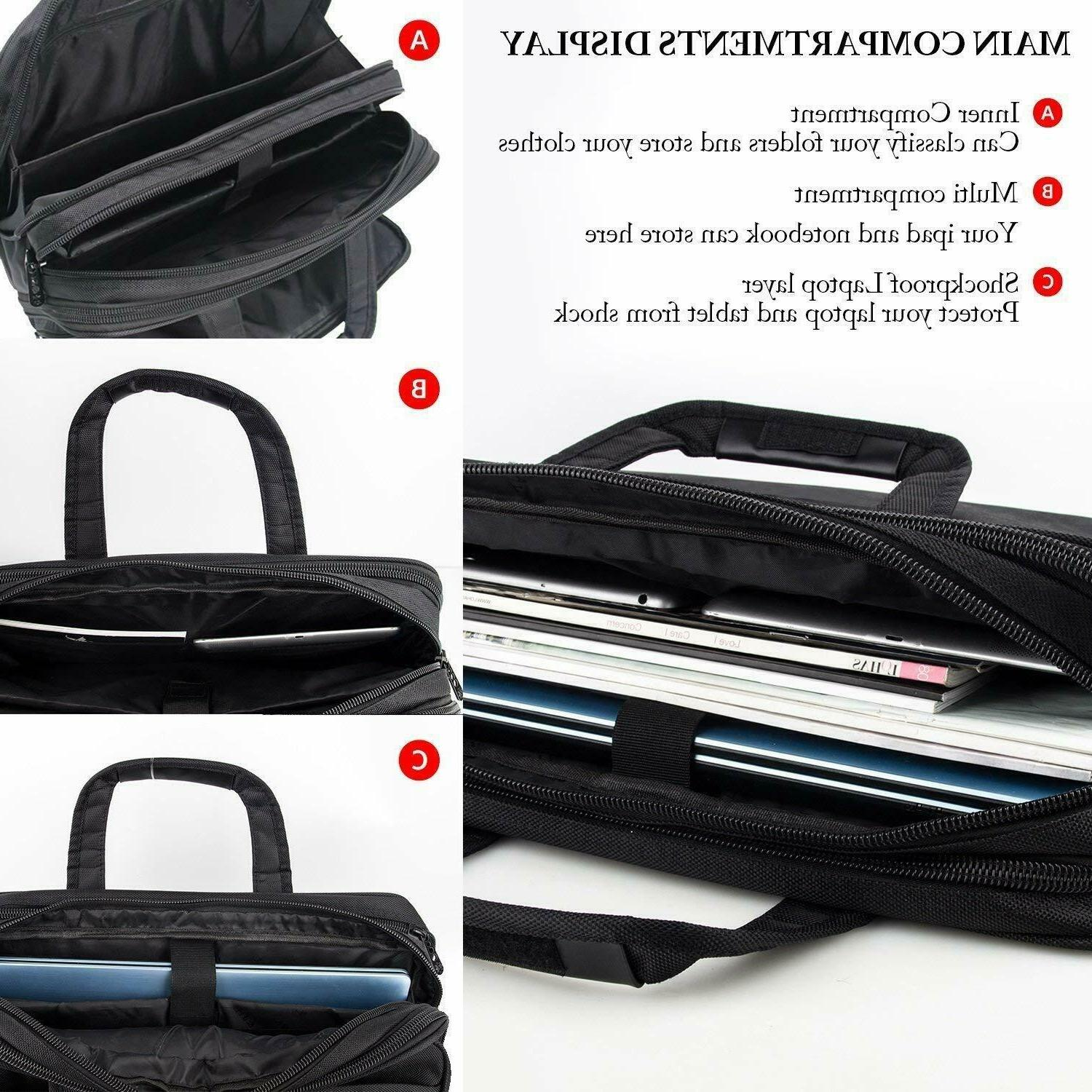 17 inch Laptop Travel with Hybrid