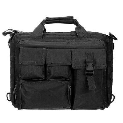 17'' Military Briefcase Outdoor Travel