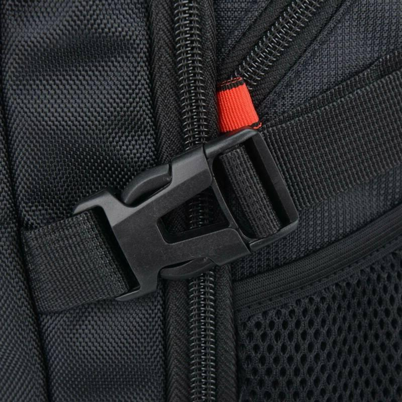17''Swiss Laptop Backpack Charge