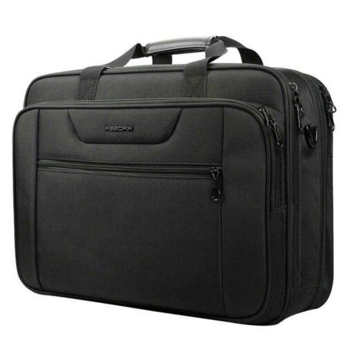 18 5 laptop bag xxl briefcase fits