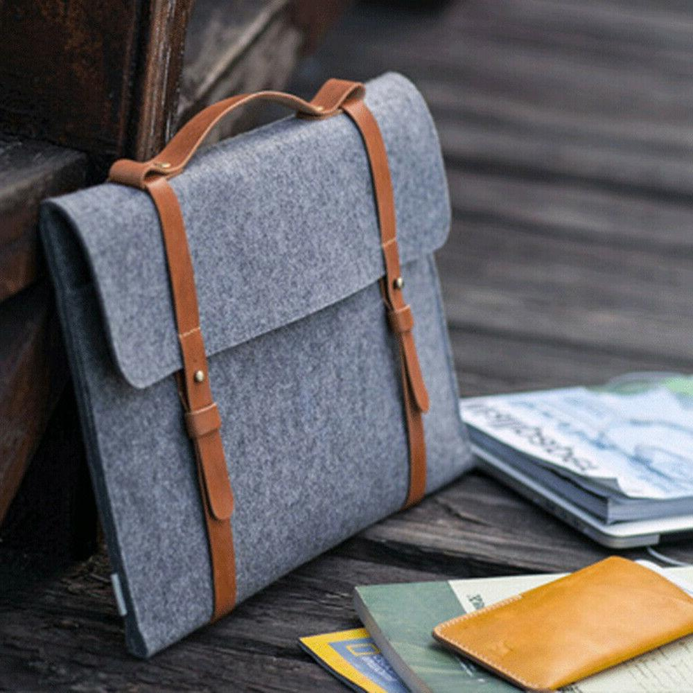 1PC Bag Felt Laptop Protective for Students