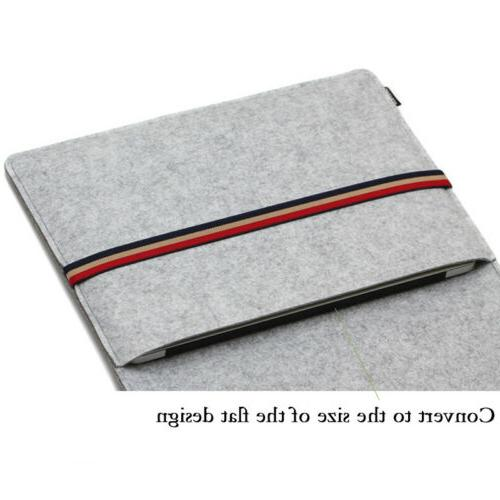 3 Colors Wool Laptop Notebook Case HOT