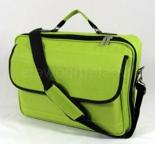 """3x New 16.4"""" Notebook carrying bag case"""
