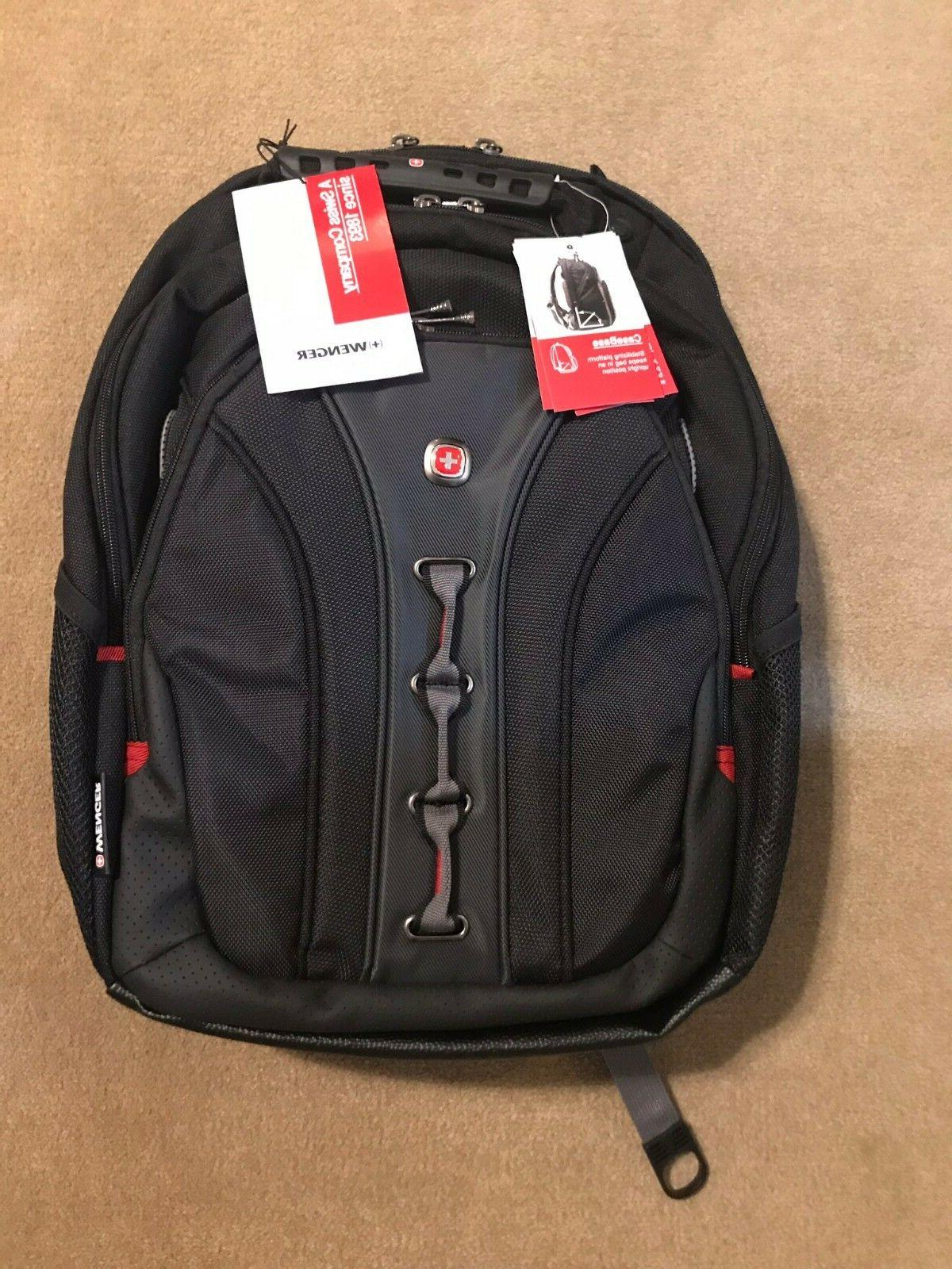 Wenger 600631 The notebook Black/Gray