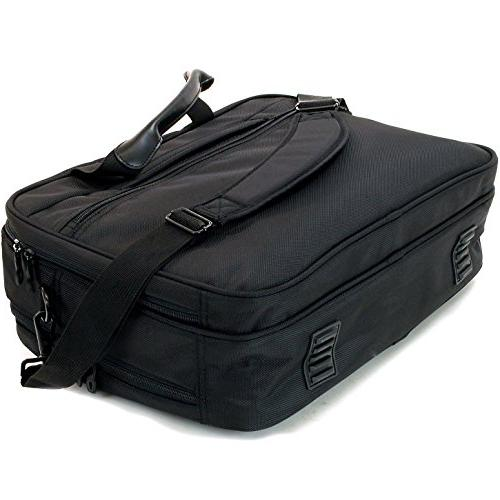 Alpine Cortland Laptop Organizer Black